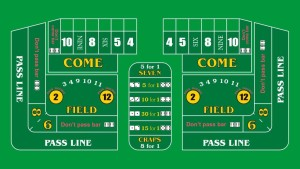 Craps Table - Copy