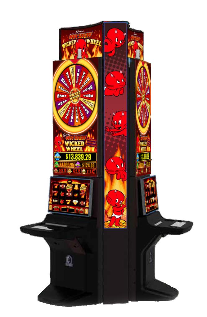 Casino Slot Machine Games Called Hot