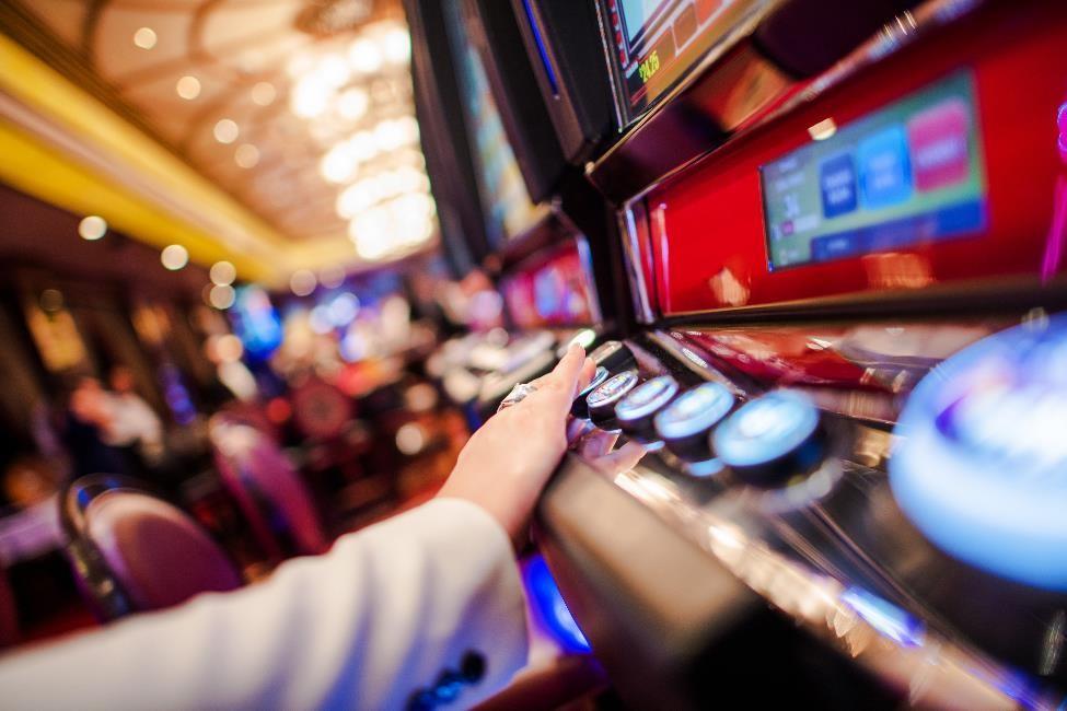 Best slot machines at del lago